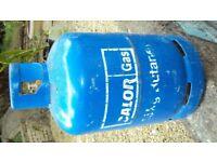 15 kg butane gas bottle