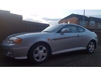 Hyundai Coupe Special Edition - Full leather - Twin Exhaust - Alloys - Low Mileage - MOT - Bargain!!