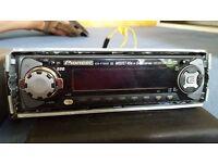 Pioneer KEH-P6900R D4Q Car Stereo Radio Cassette Player 4X45W