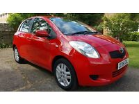 Toyota Yaris VVT-I TR, 1.3L Petrol, 5 speed Manual, Stunning condition!!!