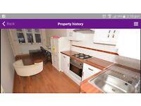 Kitchen cupboard doors, single oven, gas hob & extractor hood