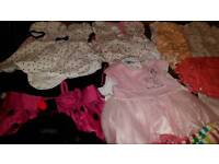 Bundle of Baby Girl's Clothes 0 to 3/6 Months