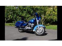 Harley Davidson Electaglide Moterbike