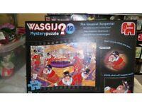 1000 piece WASGIJ jigsaw Mystery Collection