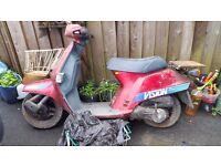 Honda melody garage find