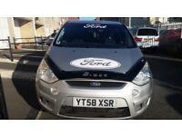 Ford S_Max 7 seater, manual, diesel, 5 doors
