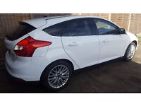 Ford Focus 1.0 ecoboost 2014 damaged/salvage/faulty