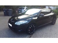 Renault Megane 2.0 TCE Dynamique 3dr 2010, Rare 180 bhp 38k Low milage- non smoker lady driver