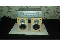 SONY Amp+TDL(UK) Speakers
