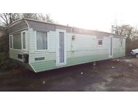 FANFARE STATIC CARAVAN FULLY LOADED FREE FOR COLLECTION ASAP MOTOR HOME MOBILE HOME HOUSE