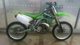 2006 kx250