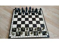 SPARTAN FIGURES CHESS SET 50 X 50cm VERY STRONG PLASTIC PIECES