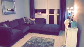 2 BED FLAT FOR SWAP CARDONALD TO POLLOK FRESHLY DECORATED