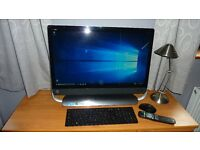 Hp Omni 27 All In One PC with i7 processor