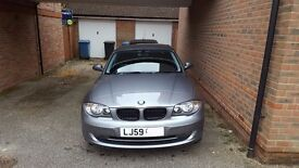 BMW 1 Series 120i 2009 Manual Low Mileage