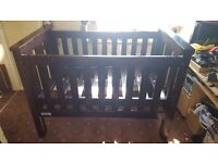 Baby cot bed with mattresses very high Quality & Standards Paid £300 bed & £250 mattress = £550.00