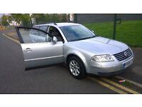 Volkswagen Passat, 130 BHP TDi 12 months MOT, Leather Seats, £950