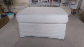 Footstool with Storage in Camberwell