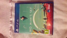 NO MANS SKY PS4 GAME