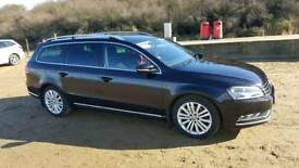 Volkswagen Passat estate bluemotion sport tech 2.0 tdi 140 bhp