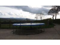 12ft HP trampoline for sale
