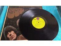 THE BEATLES - 2 x VINYL L.P'S - RUBBER SOUL (USA VERSION) & THE SECOND ALBUM