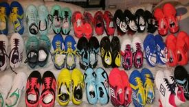 24 x Umbro Football Boots (As-New condition) - Job Lot For Sale