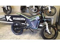 KUBERG electric motocross and trials bikes