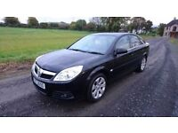 2008 VAUXHALL VECTRA EXCLUSIV 1.8 PETROL