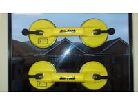 TWO, Am-Tech Heavy Duty Dual Suction Cup