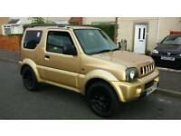 CHEAPEST AND PRICE REDUCED MUST GO BY WEEKEND 2000 Suzuki Jimny 1.3 , M.O.T AUGUST 2017