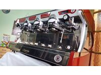 Costa coffee machine