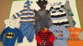 Baby boy 6-9 months super cute awesome 11 piece bundle GREAT CONDITION