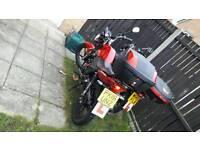 Motorbike lexmoto aspire 125 2016