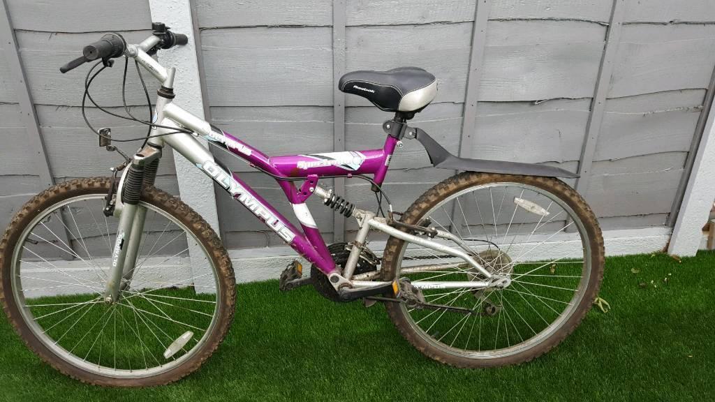 "Women's bike 26"""