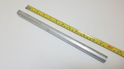 "6061 Aluminum Round Rod Bar, 3/4"" diameter, 12"" long, Lathe, Solid"