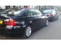 BMW 320d E90 with Idrive
