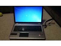 HP Pavilion dv7-4045ea notebook laptop 4GB RAM 500GB storage