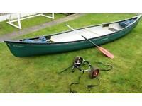Canoe 16ft ranger