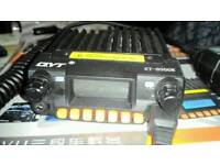 QYT KT8900r dual band ham radio transceiver boxed immaculate