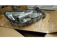 Astra GTC Headlamp