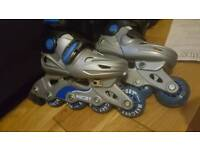 Skates full set like New - Size 12J - Medium