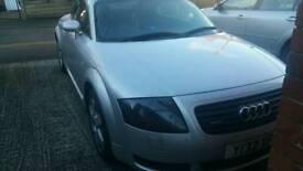 01 Audi TT 224bhp 1.8 Quatro