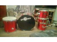 drum kit £50 cash