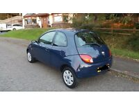 Ford ka style 2008 plate only 43,000 miles very clean example.