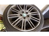 Jaguar Wheels and tyres, Brand new