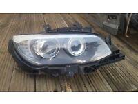 BMW 4 SERIES - LED - XENON HEADLIGHT - DRIVERSIDE - F32 F33 F36 - COMPLETE