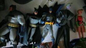 Batman figures