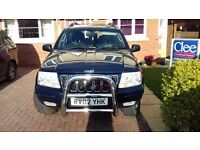 Jeep Grand Cherokee Limited 4l petrol Automatic £1800 ono
