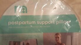 Mothercare postpartum support pillow